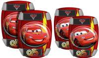 Sykkelhjelm : Elbow & knee pads Cars - Cars beskyttelsessæt 892094