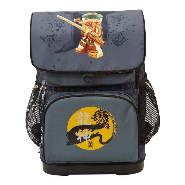 Image of Ninjago Optimo Gold Skoletaske 2 dele (142-084974)