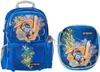 Skolesekker og vesker : Nexo Knights Freshmen School Bag - Lego skoletaske 091708