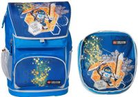 Skolesekker og vesker : Nexo knights Big School Bag - Lego skoletaske 131708