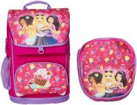 Skolesekker og vesker : Friends Cupcake Big School Bag - Lego skoletaske 131711