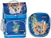Skolesekker og vesker : Nexo knights Little School Bag - Lego skoletaske 141708