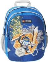 Skolesekker og vesker : Nexo Knights ERGO Backpack - Lego skoletaske 251708