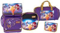 Skolesekker og vesker : Friends Popstar School Bag Set 4pc. - Lego skoletaske 451705