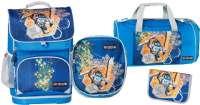 Skolesekker og vesker : Nexo Knights School Bag Set 4pc. - Lego skoletaske 451708