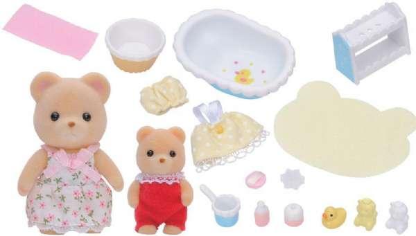 e4b9f1240f9 Baby badeudstyr - Sylvanian families baby møbler 2228 Shop ...