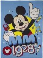 Mickey Mouse : Mickey Mouse gulvtæppe - Disney Mickey børnemøbler 640324