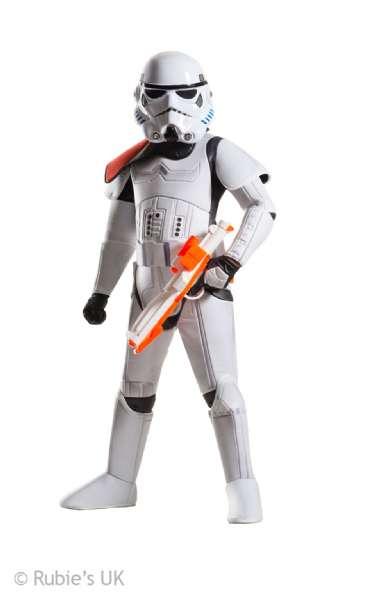 Image of Deluxe Stormtrooper kostume 125 cm (179-620275_125)