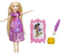 Disney Princess Nuket : Tähkäpää ja maaginen peili - Disney Princess dukke B9148