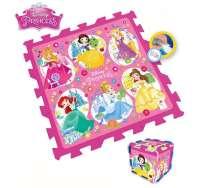 Disney Princess Leikki lattia : Leikkilattia Disney Prinsessa - Gulvtæpper Disney Prinsesser 880002