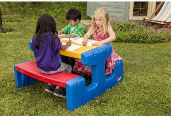 Image of Little Tikes Picnicbord, stor (21-004668)