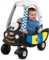 Little Tikes : Tikes Patrol Police Car - Little Tikes 172984 Gåbiler