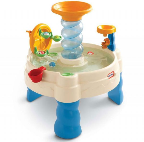 Image of Little Tikes Spiral Sea Waterpark (21-173752)