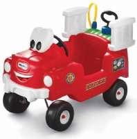 Afholte Feuerwehrauto - Rutschauto - Little Tikes Rutschauto 616129 Shop XO-26