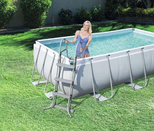 Välkända Pool stege 107 cm - Bestway 58330 Shop - Eurotoys - leksaker online EA-37
