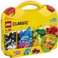 Lego Byggklossar : Creative Suitcase - LEGO Byggeklodser 10713