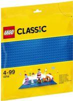 Lego Byggklossar : Blue Baseplate - LEGO Byggeklodser 10714