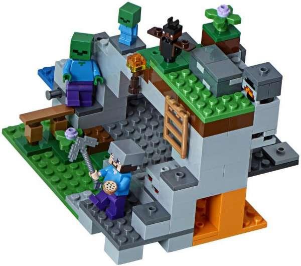 Zombie grotta - LEGO Minecraft 21141 Shop - Eurotoys - leksaker online 128178cca4875
