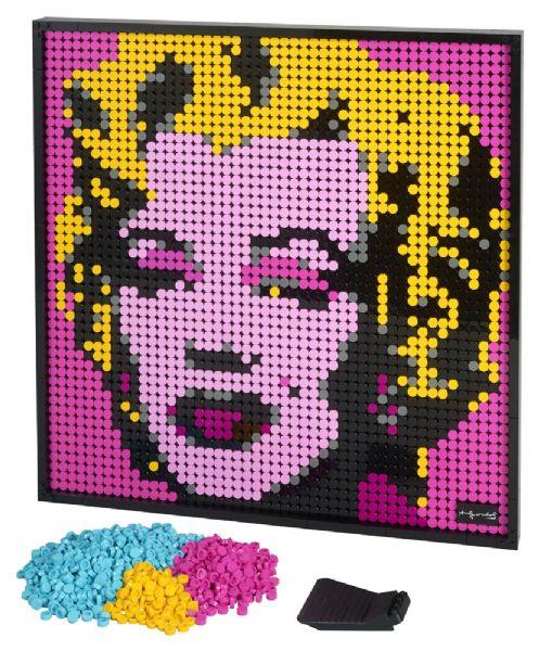 Image of Andy Warhols Marilyn Monroe (22-031197)