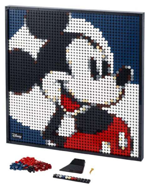 Image of Disneys Mickey Mouse (22-031202)