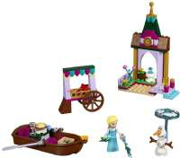 Frost : Elsas Market Adventure - LEGO Disney Princess 41155