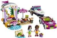Lego Shop Friends : Andreas Speedboat Transporter - LEGO 41316 Friends Heartlake
