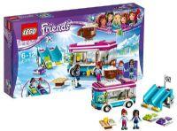 Lego Friends : Laskettelukeskuksen kaakaoauto - LEGO 41319 Friends Heartlake