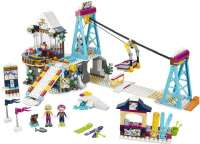 Lego Friends : Laskettelukeskuksen hiihtohissi - LEGO 41324 Friends Heartlake
