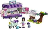 Lego Shop Friends : Emmas kunstutstilling - LEGO Friends 41332