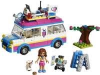 Leksaker : Olivias uppdragsfordon - LEGO Friends 41333