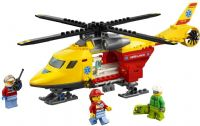 Lego City : Ambulance Helicopter - LEGO City Great Vehicles 60179