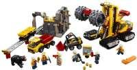 Legetøj : Mineeksperternes udgravning - LEGO City Mining 60188