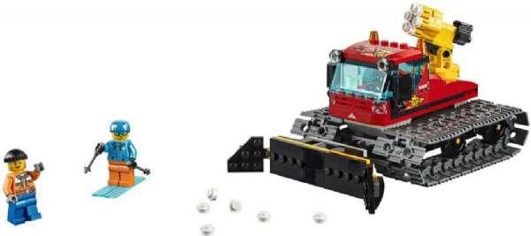 Pistmaskin - Lego City 60222 Shop - Eurotoys - leksaker online 9ac6b0abe5f36
