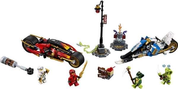Kais vassa motorcykel   Zanes snöskoter - Lego Ninjago 70667 Shop ... 04f3496a67f9d