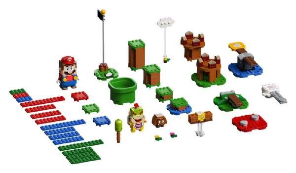 Image of Eventyr med Mario - startbane (22-071360)