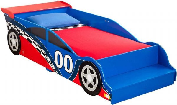 Racecar Junior Bed - Kidkraft lasten sänky 76038 Shop - Eurotoys ... 529c361ff8