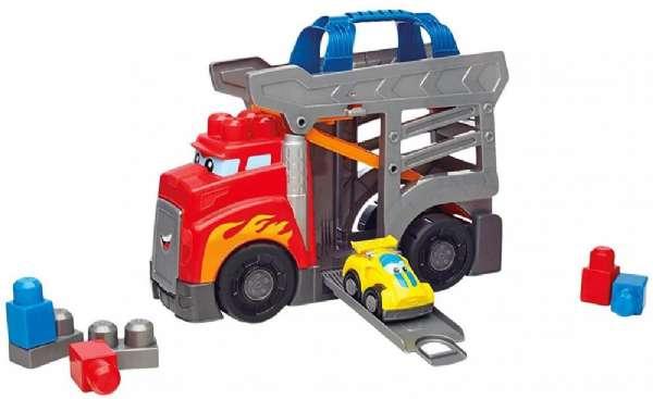 Mega Bloks kilpailu kuorma - Mega Bloks auto CND68 Shop - Eurotoys