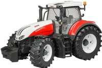 Traktor : Steyr 6300 Terrus CVT traktor - Bruder 3180