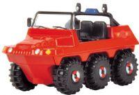 Brandman Sam Leksaker : Hydrus 6x6 ATV die cast - Brandmand Sam små biler 48470G