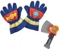 Brandman Sam Leksaker : Brandmand Sam handsker og økse - Udklædning og fastelavn 252105