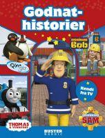 Brandmand Sam : Godnathistorier Brandmand Sam vol. 2 - Børnebøger Thomas Tog 900234