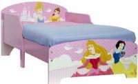 Disney Princess Lastensängyt : Disney Prinsessa juniorisänky, ilman patjaa - Børnemøbel 633656