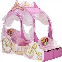 Disney Princess Lastensängyt : Disney Prinsessa vaunusänky ilman patjaa - Børneseng 648964