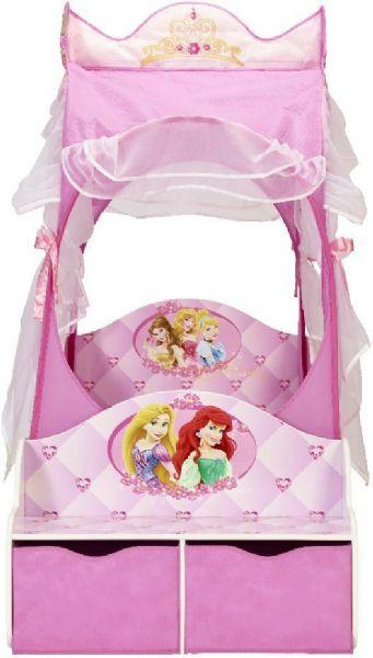 Topmoderne Disney Prinsesse karet seng m / madras - Børneseng 648964 Shop HB-75