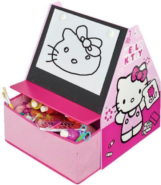 Image of Hello Kitty Reol m. tavle (242-651476)