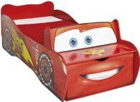 bilseng : Lynet Mcqueen juniorseng u. madrass - Disney Cars Børnemøbel 651896