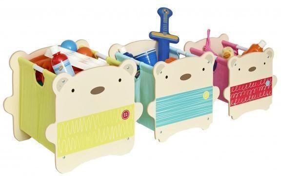 3946e66a Bjørneklem Oppbevaring - Bear Hug barnemøbler 653203 Shop - Eurotoys ...