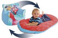 Worlds Apart Borde og stole : Cars lænestol oppustelig - Disney Cars børnemøbler 653845