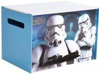 Worlds Apart Kister og opbevaring : Star Wars legetøjskiste - Star Wars børnemøbler 654293