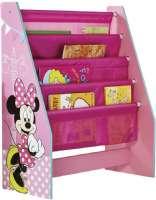 Reoler og skabe : Minnie Mouse bogreol - Disney børnemøbler 655283